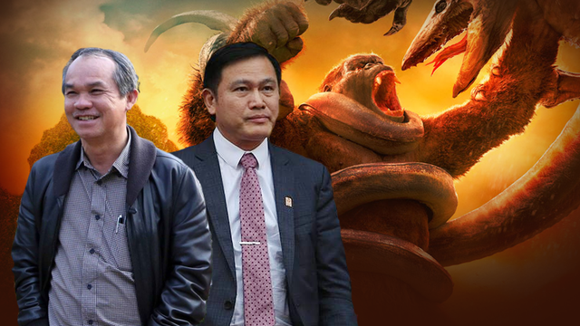 """Đằng sau bầu Đức, bầu Tú là trận chiến của """"Kong"""" trên """"hòn đảo"""" VFF?"""