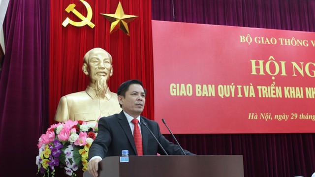 Bộ trưởng GTVT: Đứng ở góc độ người dân để xử lý công việc