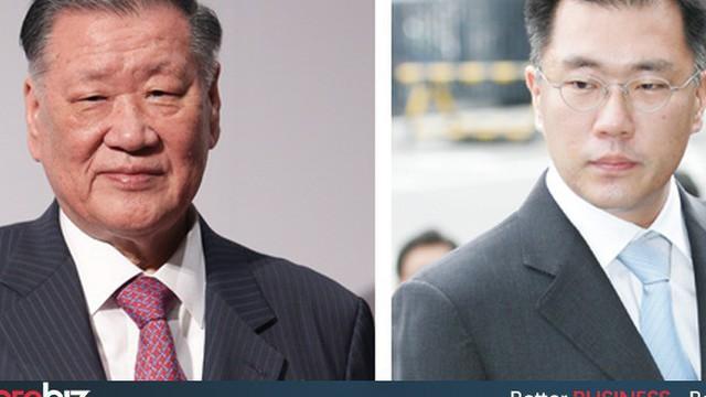 Chủ tịch Hyundai Motor sắp truyền ngôi cho con trai cả 47 tuổi