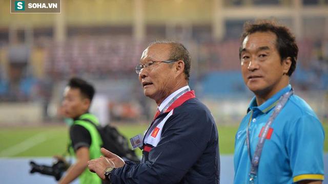 Duyên nợ giữa HLV Park Hang-seo và tân thuyền trưởng U23 Hàn Quốc