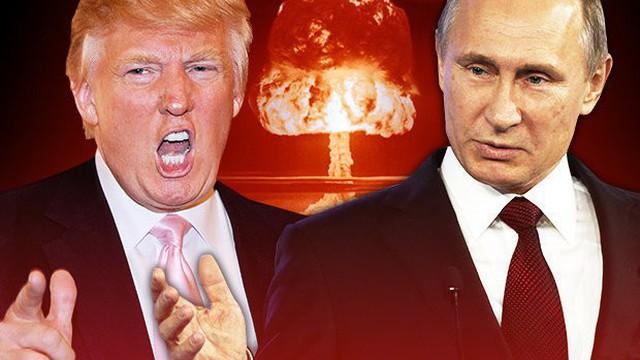 """Tổng thống Trump """"đe dọa"""" Tổng thống Putin: Nếu chạy đua hạt nhân, chúng tôi sẽ thắng!"""