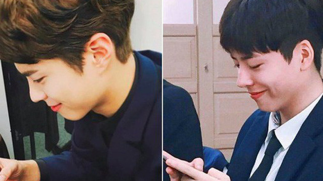 Chàng trai với gương mặt giống hệt Park Bo Gum, đến fan ruột còn tưởng đây là thần tượng thời trẻ