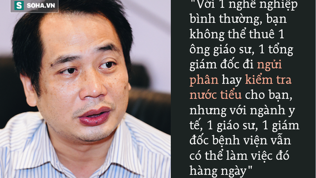 Những phát ngôn không thể quên của 6 bác sĩ về nạn bạo hành y tế