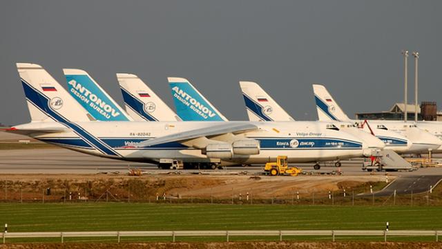 """Toàn bộ phi đội Antonov của Không quân Nga có nguy cơ thành """"sắt vụn"""""""