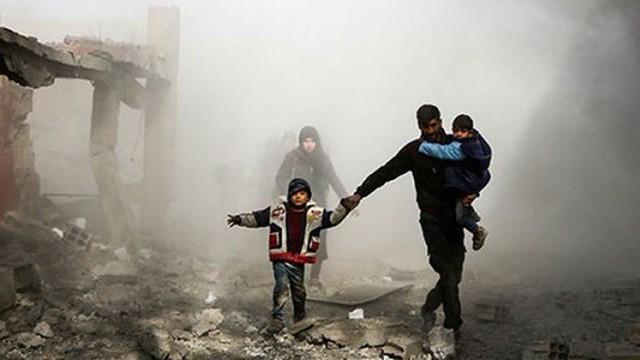 Đông Ghouta trở thành chảo lửa Aleppo thứ 2 trong cuộc xung đột Syria