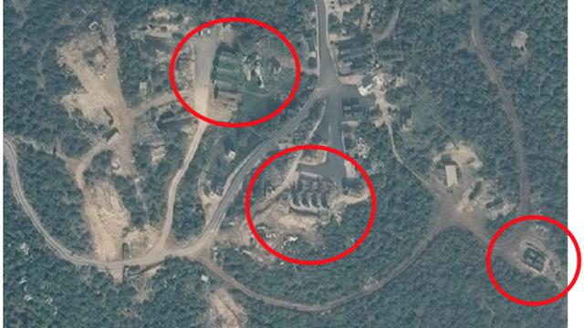 """Hé lộ chứng cứ Nga triển khai các lá chắn """"khủng"""" nhất tới bờ biển Syria"""