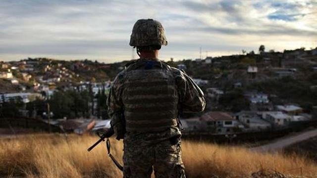Mỹ điều thêm quân đến biên giới Mexico, căng thẳng hai nước gia tăng