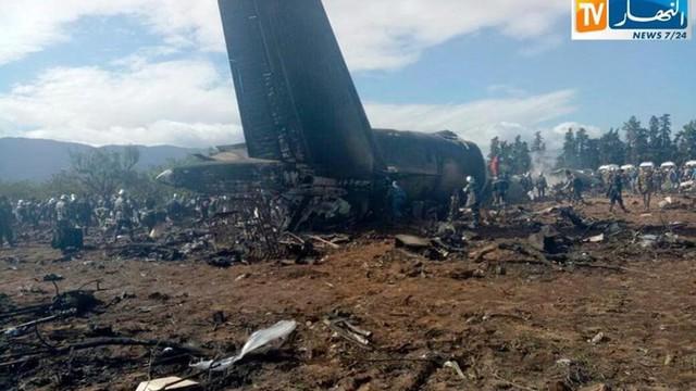 Nhân chứng vụ rơi máy bay gần 260 người chết ở Algeria: Nhiều người nhảy khỏi máy bay