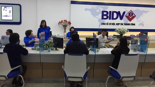 Ngân hàng BIDV đã huy động được bao nhiêu tiền từ các tổ chức, dân cư?