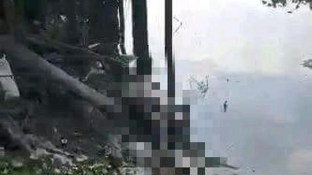 Hốt hoảng phát hiện thi thể người đàn ông nổi trên sông Cái