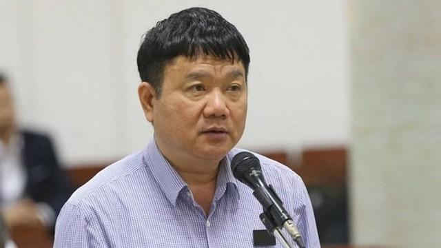 Ông Đinh La Thăng kháng cáo vụ PVN mất 800 tỉ đồng ở Oceanbank