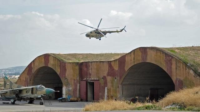 Nga hé lộ mục tiêu thật sự của Mỹ, Anh và Pháp trong cuộc không kích Syria
