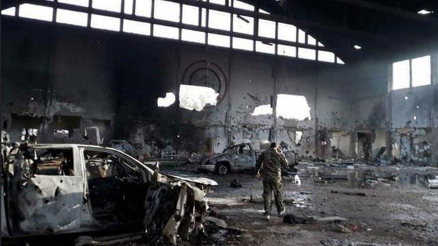 """Quan chức quân đội Israel tiết lộ tấn công """"mục tiêu Iran"""" trong căn cứ không quân Syria"""