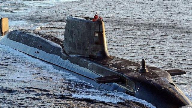 Hé lộ nguyên nhân Nga ngăn thành công tàu ngầm Anh tấn công Syria
