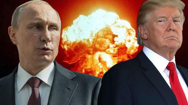 """""""Mỹ lo sợ sự im lặng đến lạnh người của Nga khi liên quân tấn công Syria"""""""