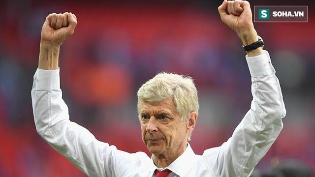 Nước Anh có tháp Big Ben, còn Arsenal có di sản vô giá của Wenger