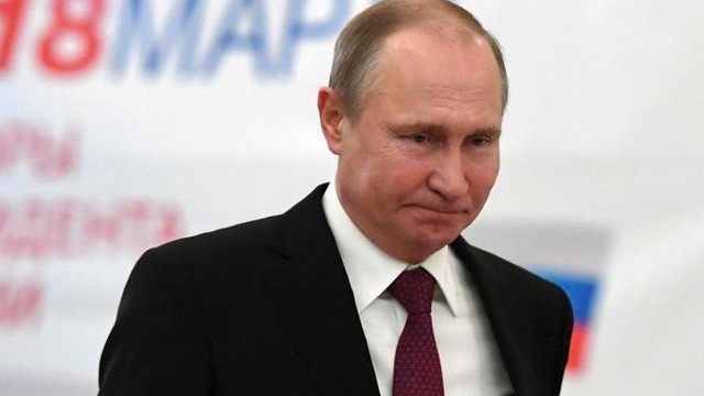 Ông Putin trượt tốp 100 người ảnh hưởng nhất thế giới 2018