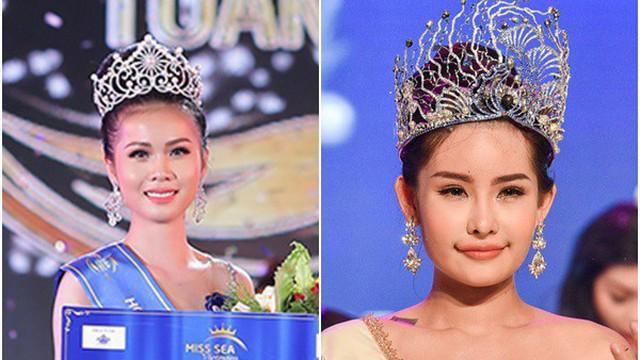 Đã có Hoa hậu Đại dương lại còn thêm... Hoa hậu Biển!