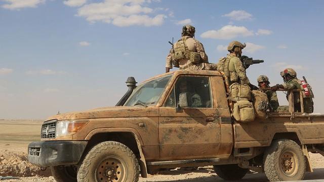 """Quân đội những nước nào tham chiến tại """"lò lửa"""" Syria?"""