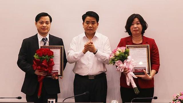 Hà Nội có tân Phó giám đốc sở thế hệ 8X
