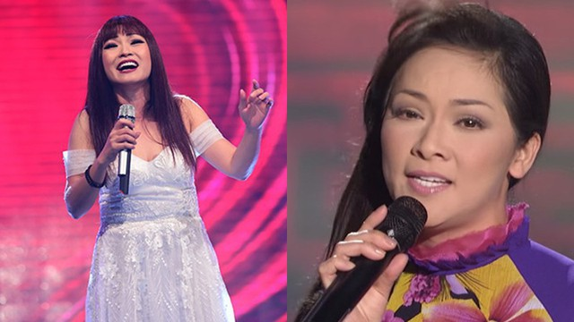 Clip: Như Quỳnh bất ngờ hát giống kiểu của Phương Thanh