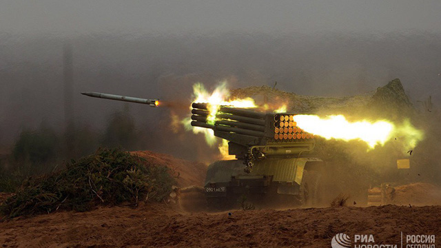 Khám phá pháo phản lực 55 tuổi vẫn được nhiều quốc gia tin dùng của Liên Xô