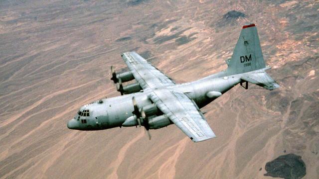 Tướng Mỹ cảnh báo về khả năng tác chiến điện tử của Nga: EC-130 đã bị vô hiệu hóa ở Syria