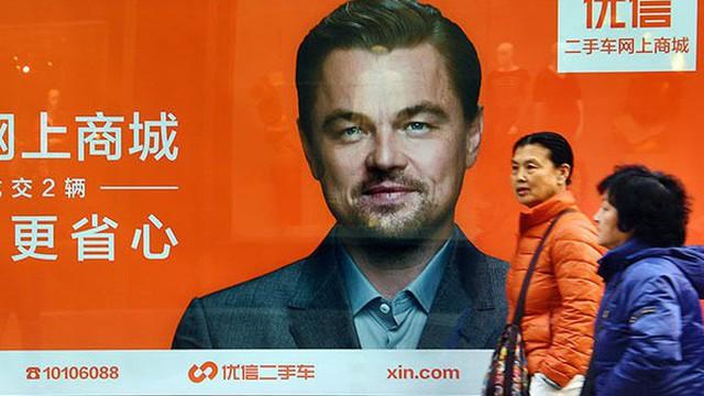 """Leonardo DiCaprio đóng quảng cáo bán xe cũ và những lần Hollywood """"cúi đầu"""" trước Trung Quốc"""