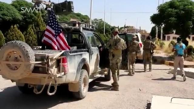 """Chiến tranh ủy nhiệm Mỹ """"đấu"""" Thổ Nhĩ Kỳ sắp bùng nổ ở Syria?"""