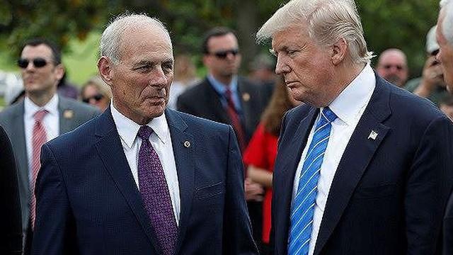 Chánh văn phòng Nhà Trắng sắp bị điều chuyển vì bất đồng với Tổng thống Trump?