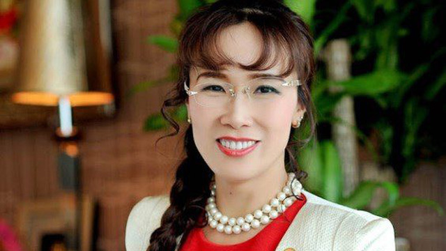 Bà Nguyễn Thị Phương Thảo và tổ chức liên quan chính thức nắm 56,6% cổ phần Vietjet