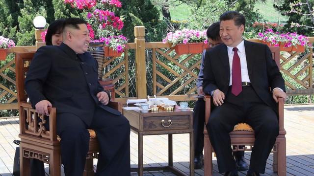 Trung Quốc 'xoay trục' trở lại với Triều Tiên