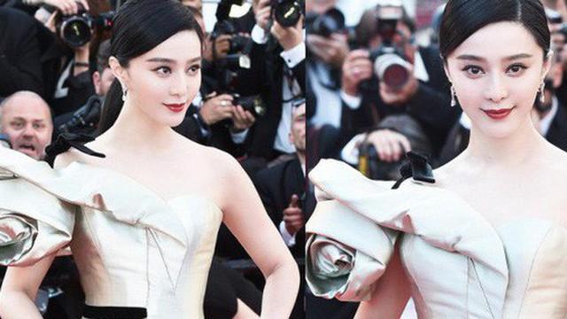 Thảm đỏ Cannes: Đây mới chính là nữ hoàng Phạm Băng Băng mà tất cả cùng mong chờ!