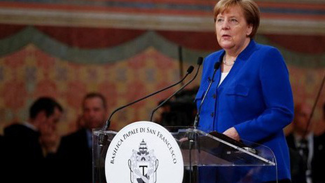 """""""Châu Âu cần phải làm nhiều hơn nữa để chấm dứt chiến tranh Syria"""""""