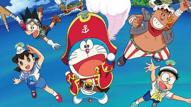 Phim mới về mèo máy Doraemon phá kỷ lục doanh thu tại Nhật