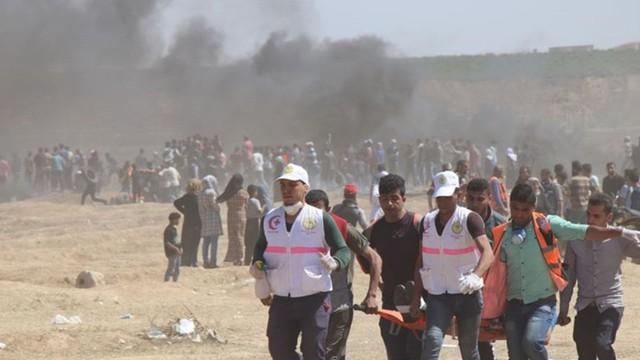 """Mỹ chặn Hội đồng Bảo an điều tra bạo lực Gaza """"cứu"""" Israel"""