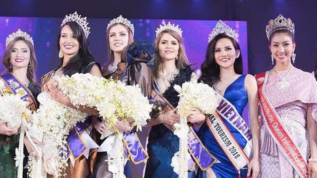 """Người đẹp Brazil đăng quang """"Nữ hoàng Du lịch Quốc tế 2018"""", đại diện Việt Nam dừng chân ở Top 10"""