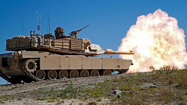 """Đài Loan muốn mua """"vua chiến trường"""" M1A2 Abrams của Mỹ"""