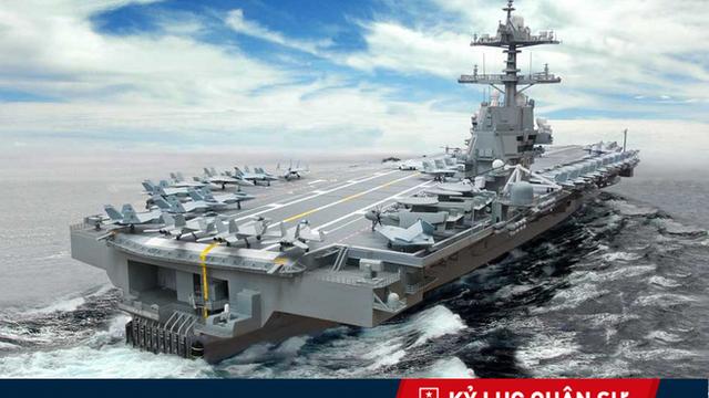 """Những hàng không mẫu hạm """"khủng"""" nhất của NATO"""