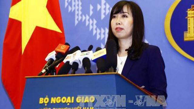 Việt Nam yêu cầu Trung Quốc chấm dứt đưa máy bay ném bom ra Hoàng Sa