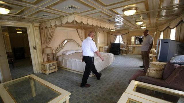 Siêu du thuyền của ông Saddam Hussein và số phận không ai ngờ