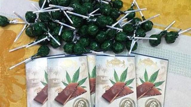 Bộ công an thông tin về ma túy 'Kẹo mút cần sa'