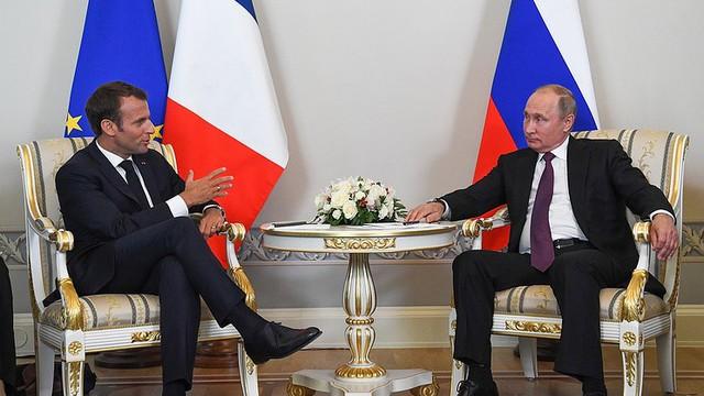 Nga, Pháp bắt tay: Tín hiệu bất ngờ cho Syria và hạt nhân Iran