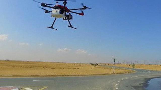 Nắng nóng 40-50 độ, dịch vụ giao thực phẩm lên ngôi ở Dubai