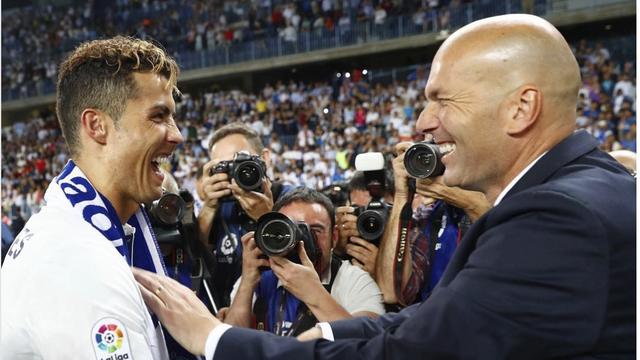 Ronaldo, Sergio Ramos và dàn sao Real Madrid tri ân Zidane đầy cảm động