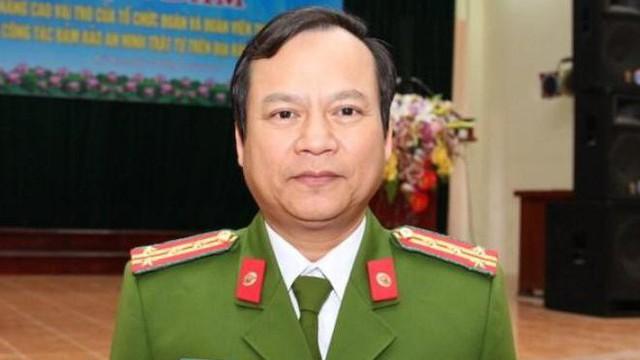 Trung tướng Đồng Đại Lộc: Phó cục trưởng C50 Võ Tuấn Dũng đột tử, không phải tự tử