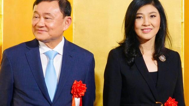 Nhóm nòng cốt đảng Pheu Thai được phép sang Singapore gặp anh em Thaksin