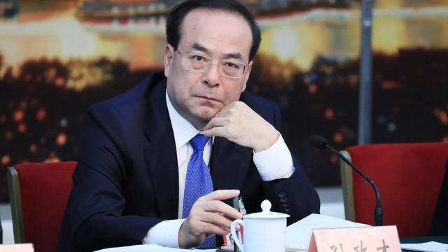 Trung Quốc kết án chung thân cựu Bí thư thành ủy Trùng Khánh Tôn Chính Tài