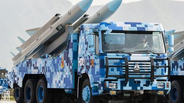 """Tên lửa Bắc Kinh vừa triển khai trái phép ở Trường Sa là """"sát thủ diệt hạm"""" nguy hiểm nhất của TQ"""