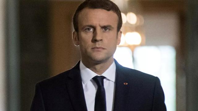 Tổng thống Macron: Pháp, Đức và Anh rất quan ngại về quyết định của ông Trump